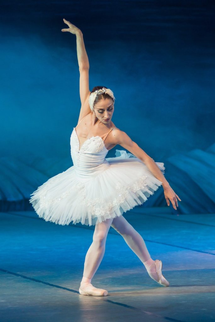 Prima Ballerina Swan Lake