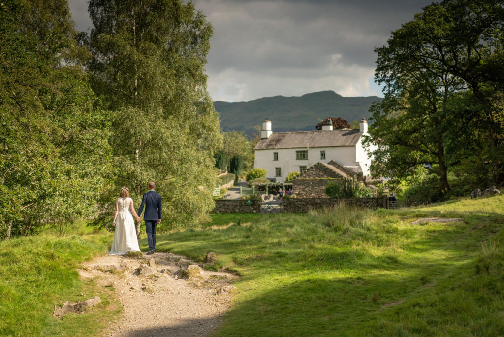 Photo of Cote How perfect small wedding venue