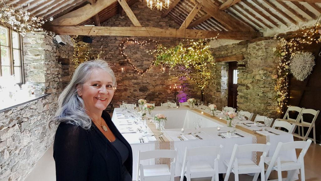 Caroline Langham at Cote How