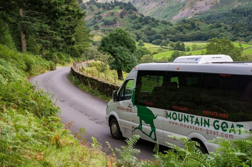 Photo of Mountain-Goat-Bespoke-Wedidng-Tours Bus